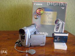 продам видеокамеру Canon MV850i