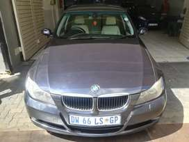 BMW 320I FOR SALE AT VERY GOOD PRICE