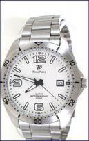 zegarek stalowy 200 m wodoszczelny Taim Pi