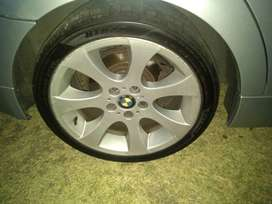 "BMW 330i wheels to swap for other 18""rims"