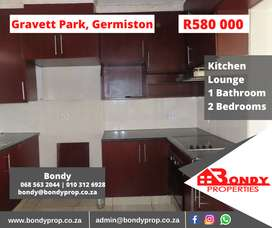 Modern Finished Apartment for sale in Germiston