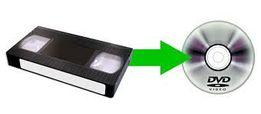 Оцифрування Оцифровка Перезапис касет VHS на DVD, HDD, Flash