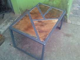 Cool unfinished table