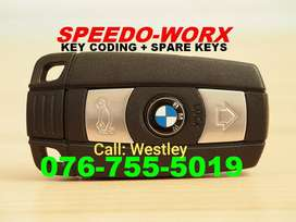BMW E90 New Key