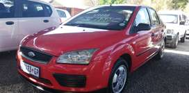 2006 Ford Focus 1.6 Ambiente 4-door, In Good Condition!