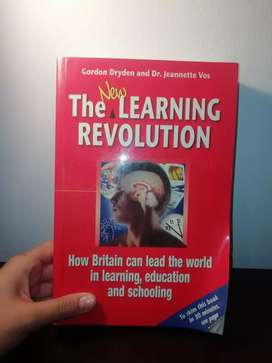 The New Learning Revolution textbook