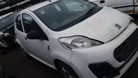 Peugeot 107 stripping for spares