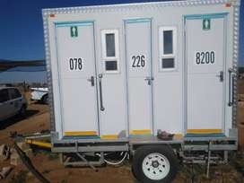 Vip Toilets after lockdown sale