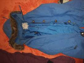 Ladies parka jackets