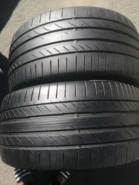 275 40 R20 Continental Run Flat Tyres | BMW X5 Tyres