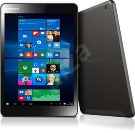 Lenovo Windows Tablet to swop for good phone