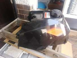 BOMBARDIER DS650 FUEL TANK. GOOD CONDITION