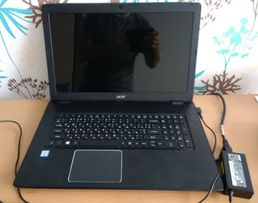 Acer E5-774 запчасти, корпус, крышка, батарея, петли, тачпад, рамка