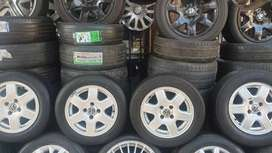 City golf mags rims 14 inch