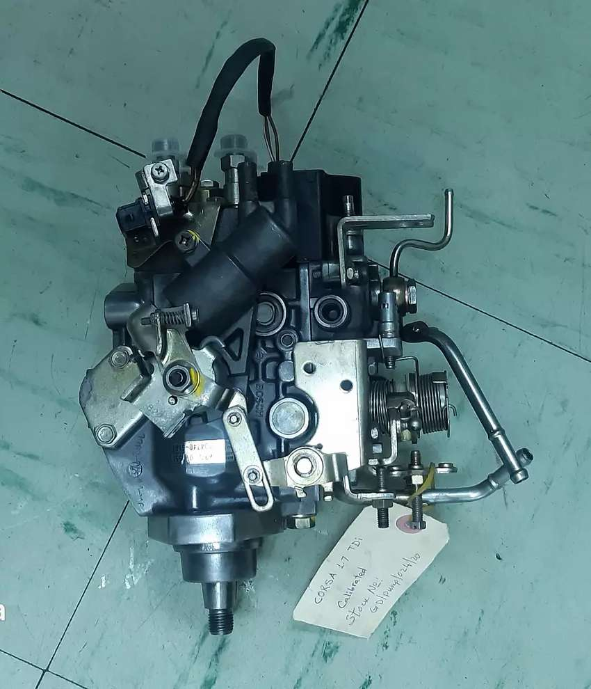 Opel Corsa 1.7 calibrated diesel pump for sale 0