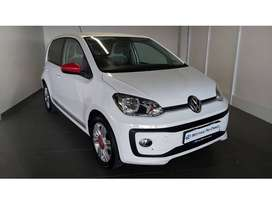 VOLKSWAGEN  up! MY18 MOVE 1.0 5-DOOR