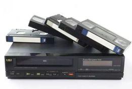 Оцифровка видео касет