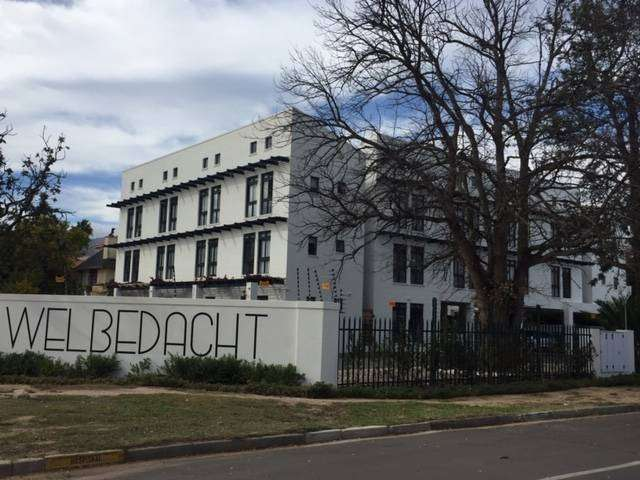 Stellenbosch Student Accommodation available immediately in Welbedacht 0