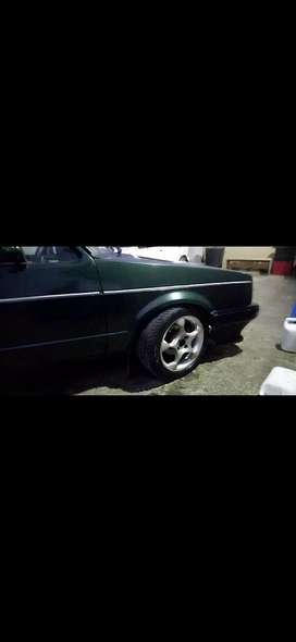 Rims and tyres for swop