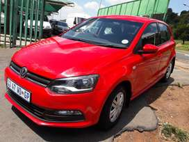 2018 model VW POLO VIVO 1.4