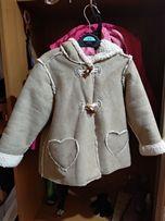 Пальто Next H&M Young Dimension / курточка / куртка / плащ