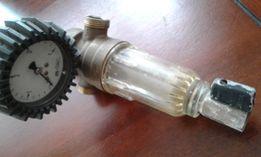 Редуктор водяного давления с манометром Braukmann p-ix 1582
