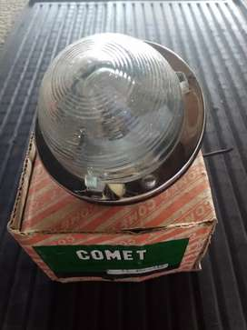 Comet, complete light