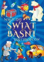wyp Magiczny świat baśni i bajek dla chłopców Autor: Opracowanie Zbior