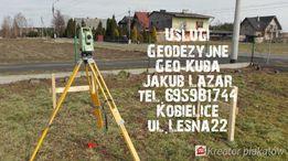 GEODETA Pszczyna i okolice uslugi geodezyjne