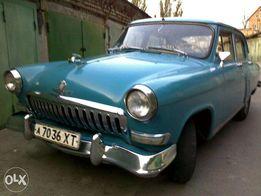 Продам Волгу ГАЗ 21. 1961 г.