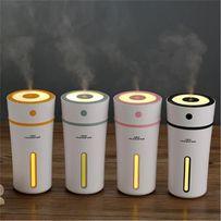 Ультразвуковой увлажнитель воздуха для дома авто ночник ароматизатор
