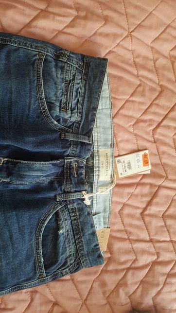 Spodnie nowe jeansy reserved 30/32, rozm.170 Łomża - image 1