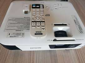 Epson EB-w31 Projector and accessories
