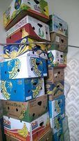 Продам новые банановые и пластиковые ящики