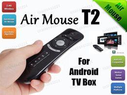 Пульт Д/У с гироскопом Fly Air Mouse T2, Smart TV,Android TV,аэро мышь