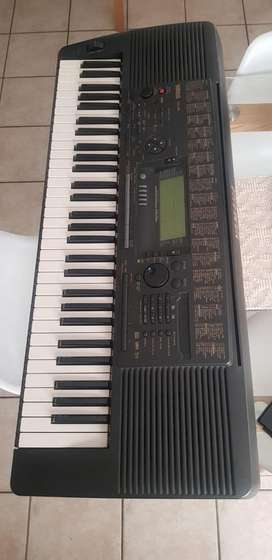 Yamaha keyboard psr 620 used.In very good condition
