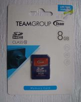 Team Group SDHC 8GB Class 10