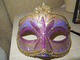 Маска маскарадная, карнавальная, оригинальная, красивая.