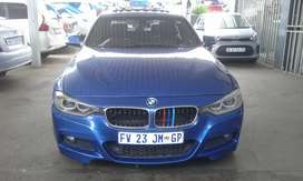 BMW F30 320d MPERFORMANCE