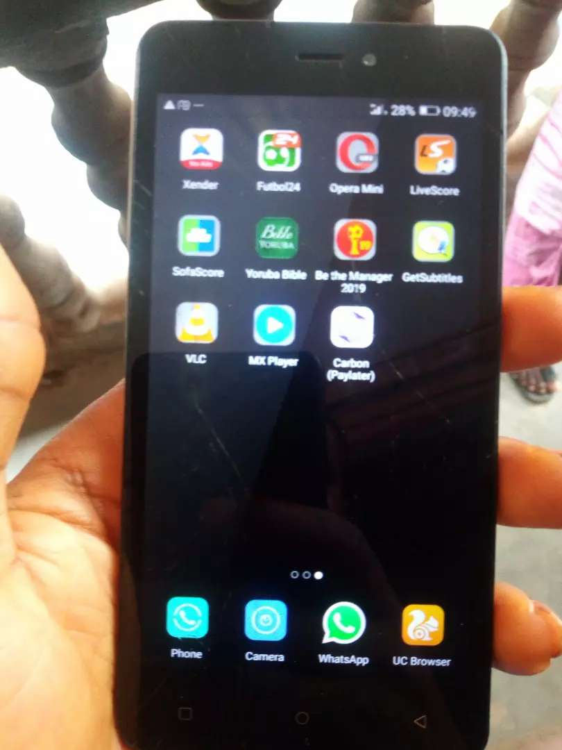 Selling gionee P5W 0
