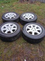 Диски литые Mercedes 5x112 для VW,Audi,Mercedes с резиной 255х60хR17