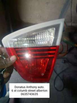 BMW left outer tail light