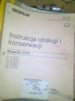 Dtr, instrukcja, Tatra, liebherr, cat