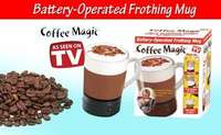 Image of Coffee Magic - FROTHING CUP