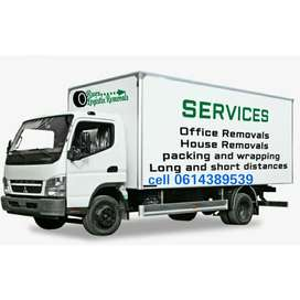 Moving Services-Houses and Office