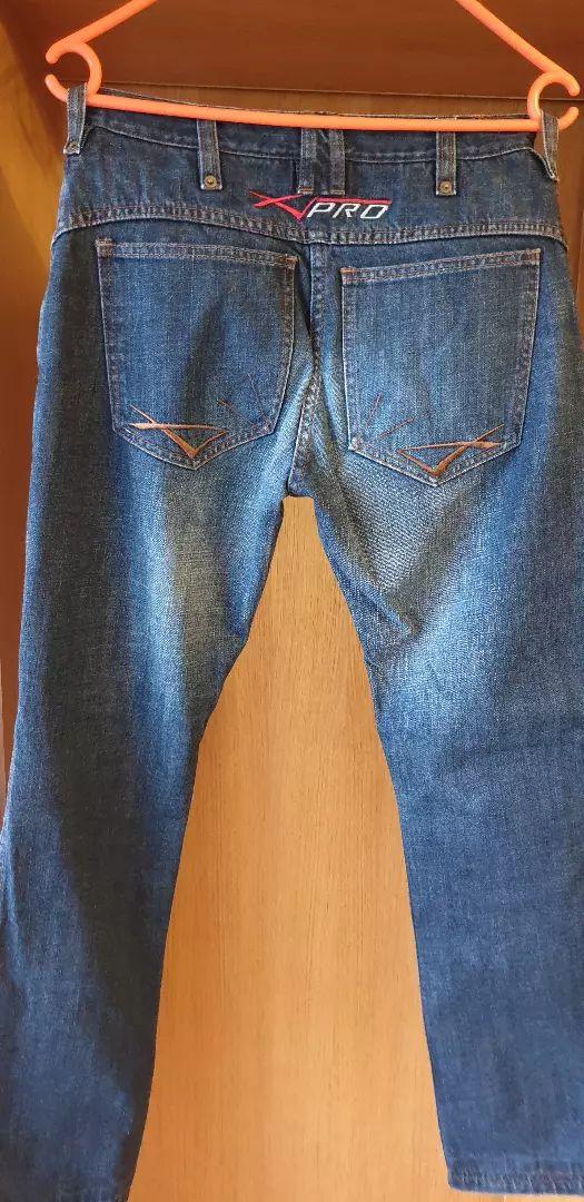 Ženske motoristične hlače 0