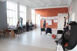 70 кв.м. Аренда зала для семинаров, тренингов, конференций