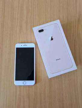 In great condition iphone 8 plus serious buyers only