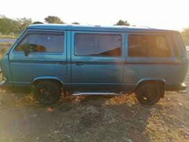 Very clean microbus and in good condition with full sound system