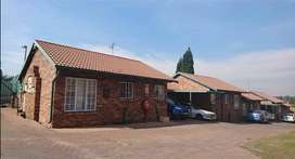 Secured 2 Bedroom townhouse in Birchleigh
